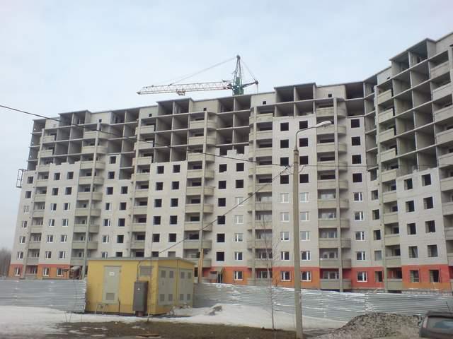 Ярославль, Новостройки, Фрунзенский район (мкрн
